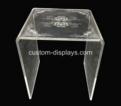 Acrylic side table CAF-001