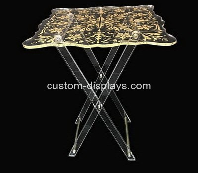 Acrylic folding table CAF-002