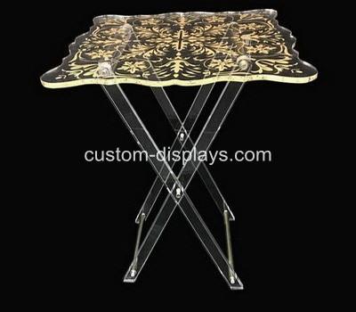Acrylic folding table CAF-002