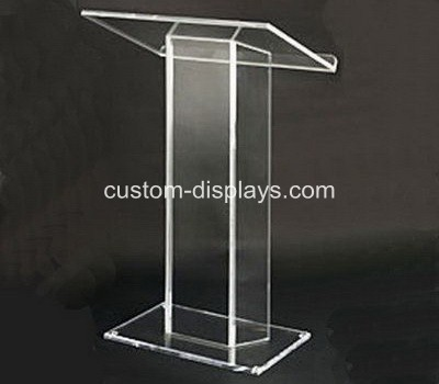 Wholesale acrylic lectern CAF-003
