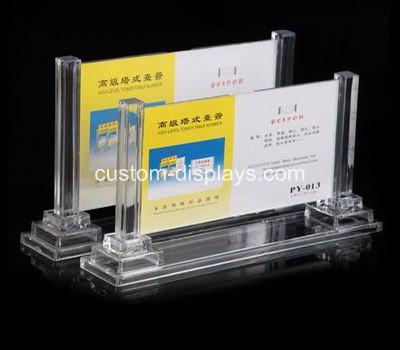 Plastic sign holders CAS-001