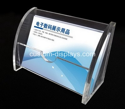 Handmade business card holder CBH-001