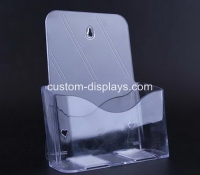 Plastic brochure holders CBH-004