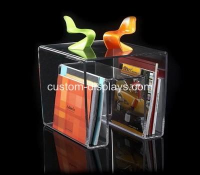 Clear magazine holder CBH-005