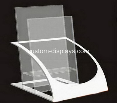 Custom brochure holders CBH-007