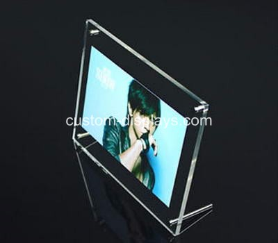 Clear plastic picture frames CPF-001