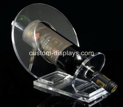 Single bottle wine stand CWD-006