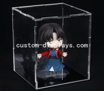 DIY assembled clear display box CAB-001