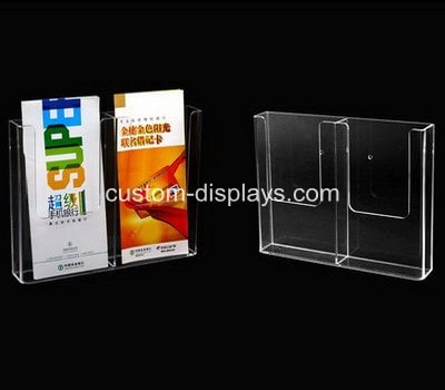 Wall mount flyer holder CBH-015