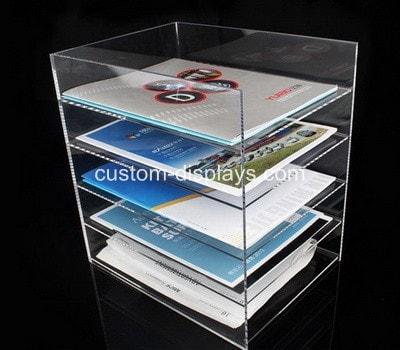 Acrylic file organizer CBH-016