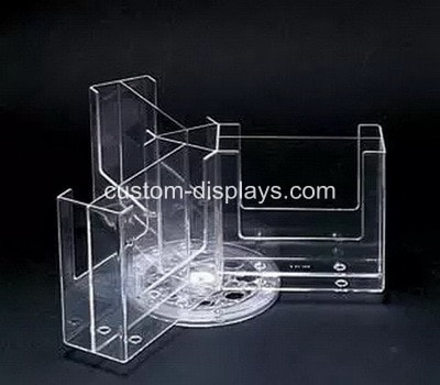 Rotating brochure holder CBH-017