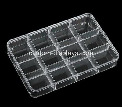 Acrylic jewelry tray CJD-011