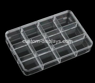 Acrylic jewelry tray CJD-011