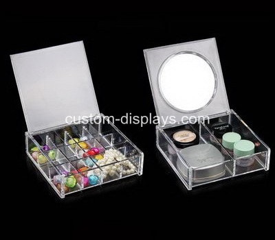 Acrylic makeup storage CMD-010