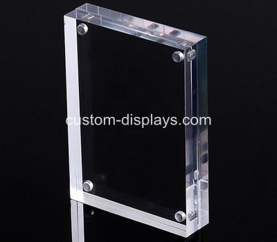 Acrylic magnetic photo frame CPF-016