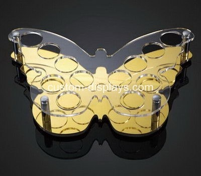 Butterfly shaped wine glass holder CWD-012