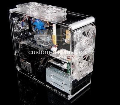 Acrylic computer case CAB-013