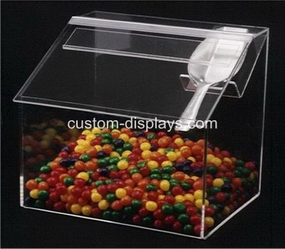 Clear candy dispenser CAB-014