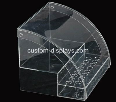 Acrylic display box with lid CAB-016
