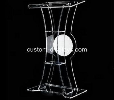 Acrylic rostrum CAF-010