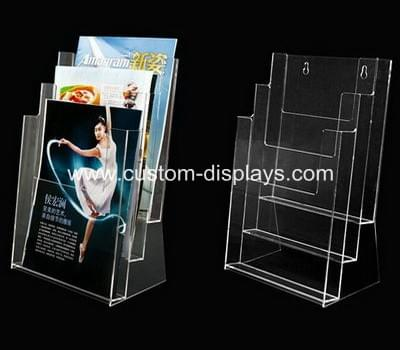 Brochure display holders