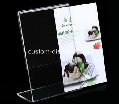 8.5 x 11 acrylic sign holder CAS-018