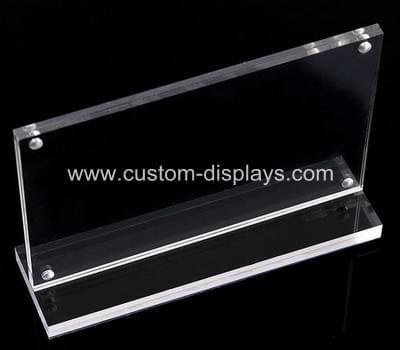 Magnetic menu boards for restaurants