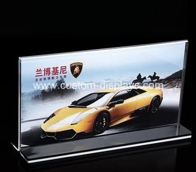 Acrylic display holders