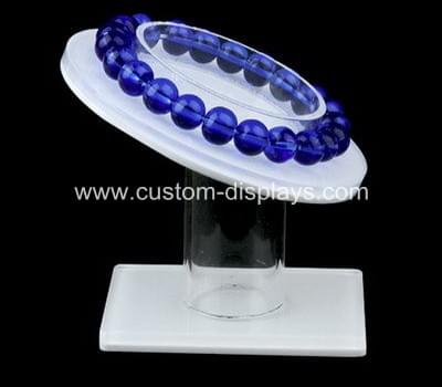 Acrylic bracelet display