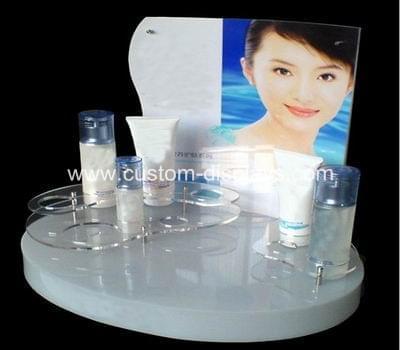 Cosmetic display racks