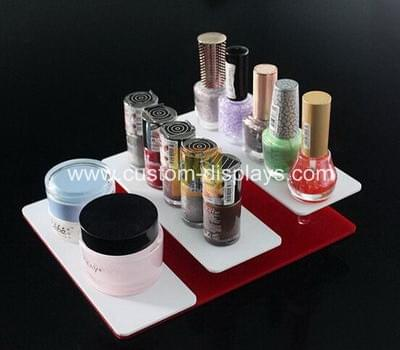 Acrylic makeup display