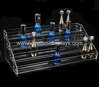 Nail polish display rack