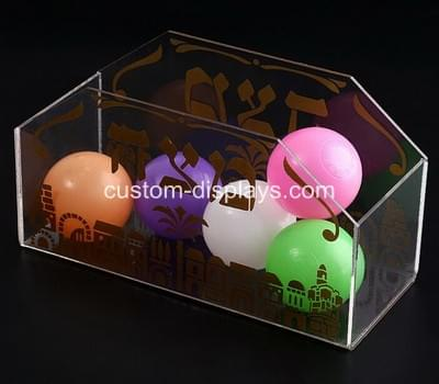 5 sided acrylic box