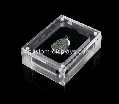 Acrylic jewelry box - overview