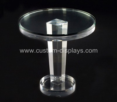 Perspex console table