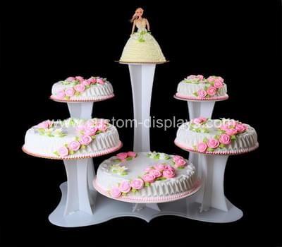 White cake stand UK