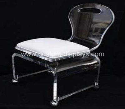 Acrylic clear chair