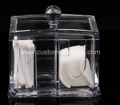 Cotton pad dispenser