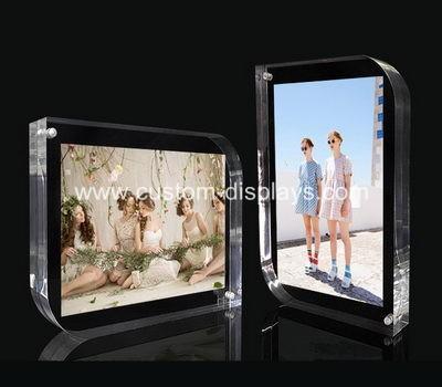 Photo acrylic block