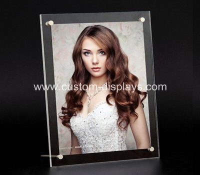 Acrylic picture stand