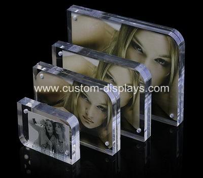 Acrylic sandwich frame