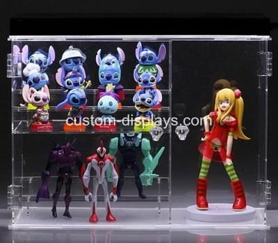 Custom acrylic display case