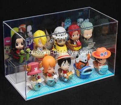 Figurine display case