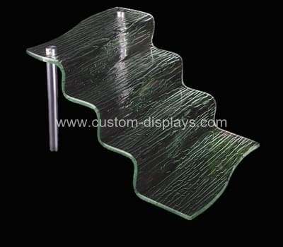 CFD-044-1 Acrylic buffet display stands