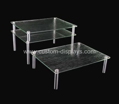 CFD-045 Acrylic buffet risers