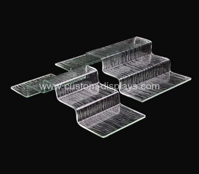 CFD-046 Acrylic buffet display risers
