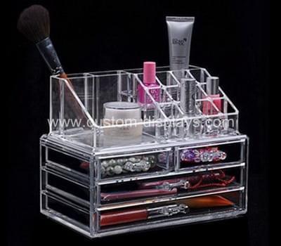 Makeup storage drawers