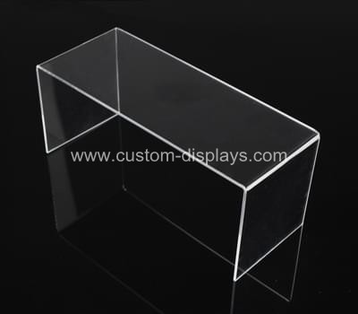 Clear monitor stand