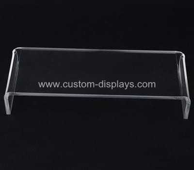 Lucite monitor stand cms-007