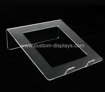 Perspex laptop stand